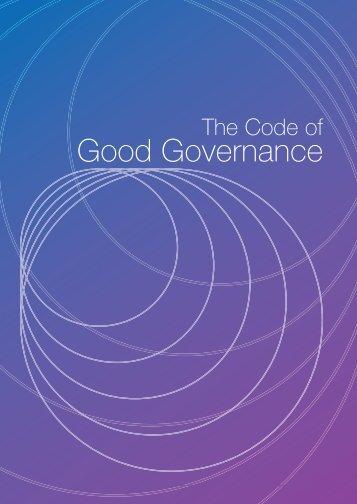 Code of Good Governance - Nicva