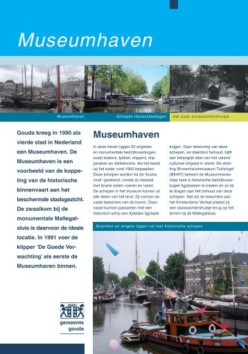 Folder Museum Haven - watererfgoed.nl