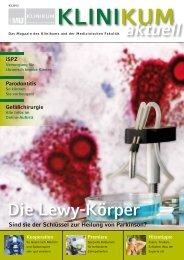 KLINIKUM aktuell 3/2012 - des Klinikums