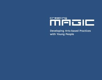 Creating Magic - Youth Arts Programme