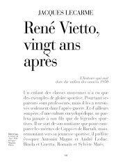 René Vietto, vingt ans après