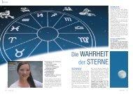 Die WAHRHEIT der STERNE - Astrologin Christina Fuisting