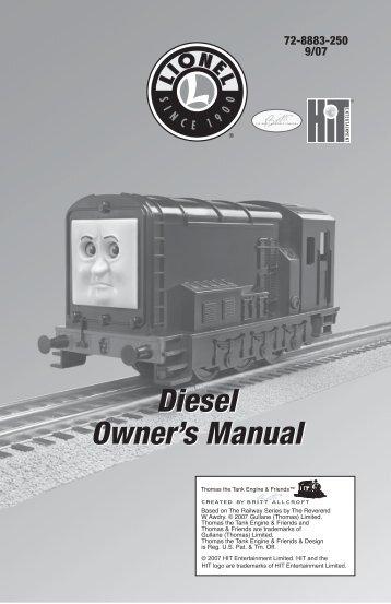diesel - Lionel