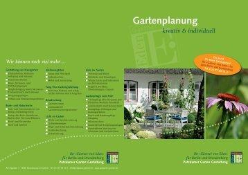 Gartenplanung - Gärtner von Eden Berlin