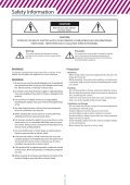 In/Outdoor Camera Analog WDR PTZ - Page 2