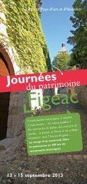 les spectacles - Office de tourisme du Pays de Figeac-Cajarc
