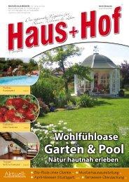 Garten & Pool - Haus+Hof Stuttgart