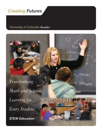 Transforming Math and Science Learning for Every Student: