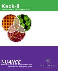 Keck-II brochure - NUANCE - Northwestern University