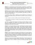 """""""Normas y Tarifas para la Aplicación de Viáticos y Pasajes para el ... - Page 3"""