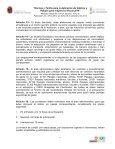 """""""Normas y Tarifas para la Aplicación de Viáticos y Pasajes para el ... - Page 6"""