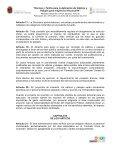 """""""Normas y Tarifas para la Aplicación de Viáticos y Pasajes para el ... - Page 7"""