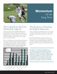 Athletic Scholarships - University of Colorado Foundation - Page 7
