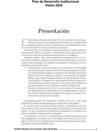 Presentación - Secretaria de Hacienda
