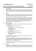Combustible Waste Treatment - Low Level Waste Repository Ltd - Page 4