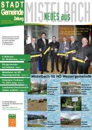 Gemeindezeitung 2007/2 - Mistelbach