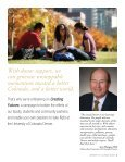 Excellence and Impact - University of Colorado Foundation - Page 3