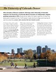 Excellence and Impact - University of Colorado Foundation - Page 4