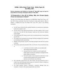 KPMG / SPSL Retail Think Tank – White Paper #4 April/May ... - Hays