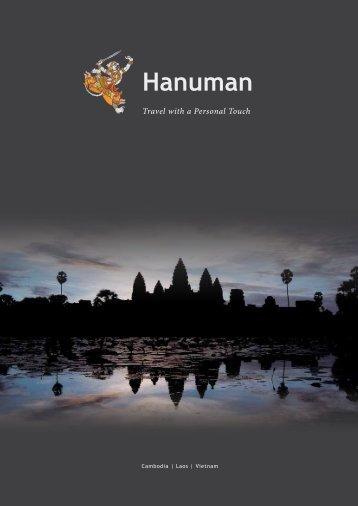 Unique Experiences - Hanuman