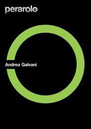 Andrea Galvani - Artericambi