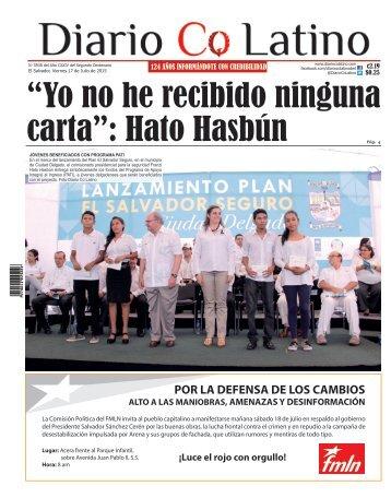 Edición 17 de Julio de 2015