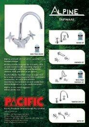 Alpine Tapware.pdf - Savewater.com.au