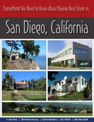 San Diego Real Estate Directory