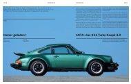 Immer geladen! 1974: das 911 Turbo Coupé 3.0 - Oldtimers im Fokus