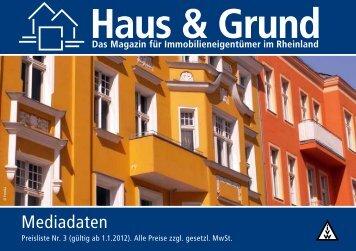 Haus & Grund - corps