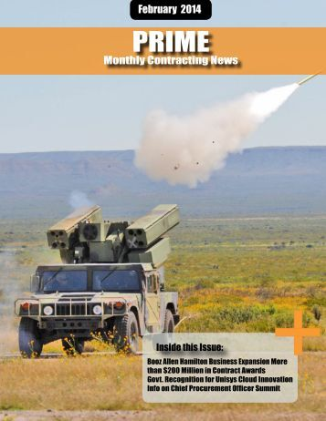 Prime Contracting February 2015