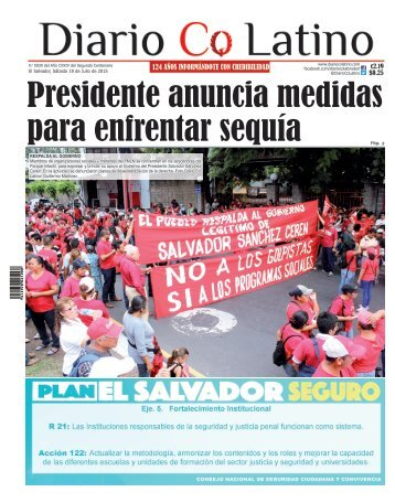 Edición 18 de Julio de 2015