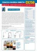 CX250 Osmoza Inversa Directa - Page 2