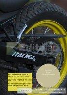 ITALIKA 250 Z: Incluye tus textos Descubre: - Page 6