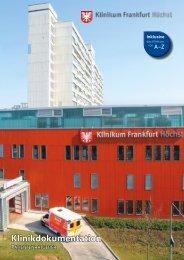 Patientenratgeber Klinikum Frankfurt Höchst