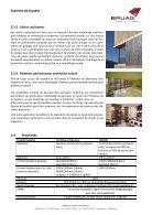 Systèmes de façades Bruag - Page 4