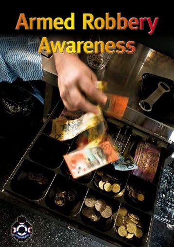 Armed Robbery Awareness