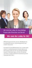 Veranstaltungsprogramm BPW Köln 2. Halbjahr 2015  - Seite 2