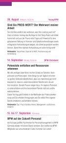Veranstaltungsprogramm BPW Köln 2. Halbjahr 2015  - Seite 5
