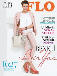 FLO Magazin Sayı 13