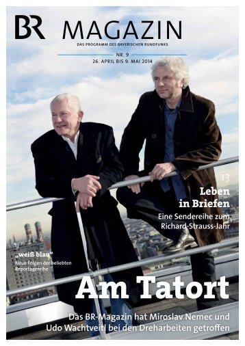 BR-Magazin 09/2014