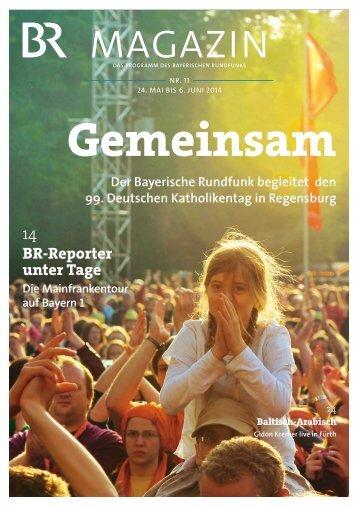 BR-Magazin 11/2014