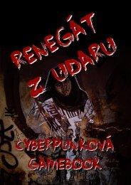 Renegát z Udaru: Cyberpunková gamebook - eReading