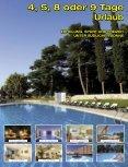4, 5, 8 oder 9 Tage Sommerurlaub - Page 7