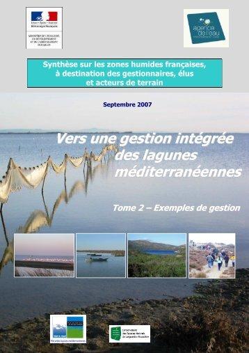 Tome 2 - Pôle-relais lagunes méditerranéennes