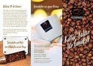 herunterladen - Schwarz Coffee Shop GmbH