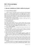 1.5. Vzdělávání dětí, žáků a studentů se speciálními ... - NIDM - Page 4