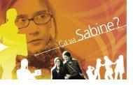 Ça va Sabine?