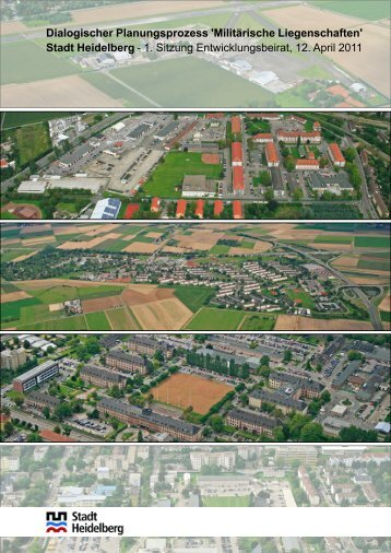 Dialogischer Planungsprozess 'Militärische Liegenschaften' Stadt ...