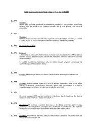 Výběr z usnesení jednání Rady města č. 17 ze dne 18.5 ... - Harrachov